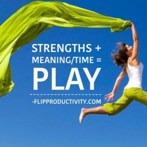 Flip Productivity™ Play Formula