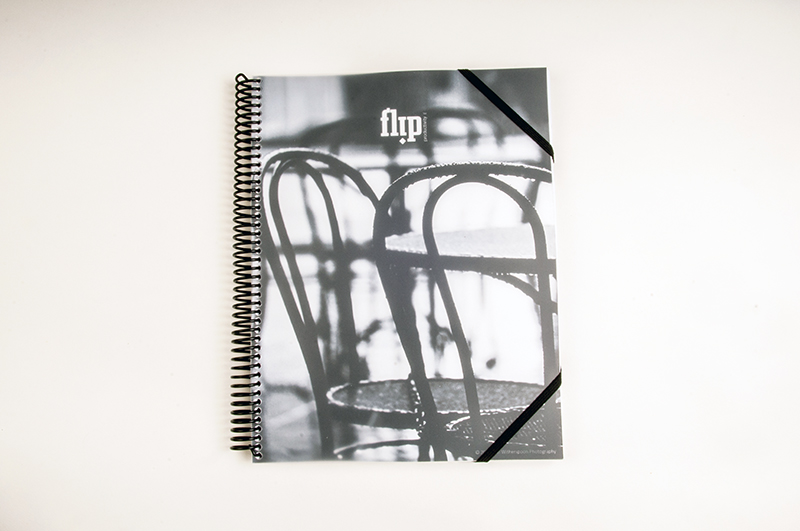 Flip Book 90 – LIMITED EDITION Chair Drops