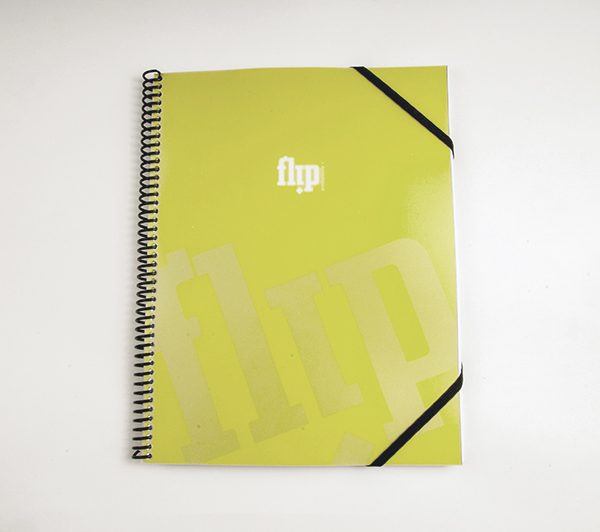 Flip Book 90 – Lime 1