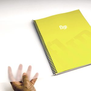 Flip Book 90 – Lime 3
