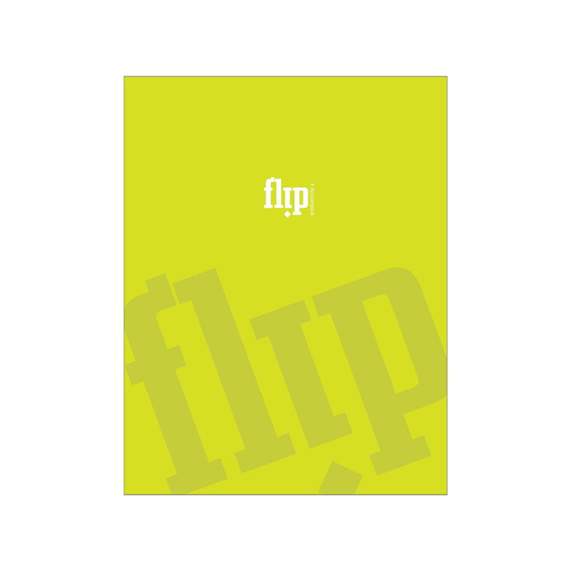 Flip Book 90 – Lime 4