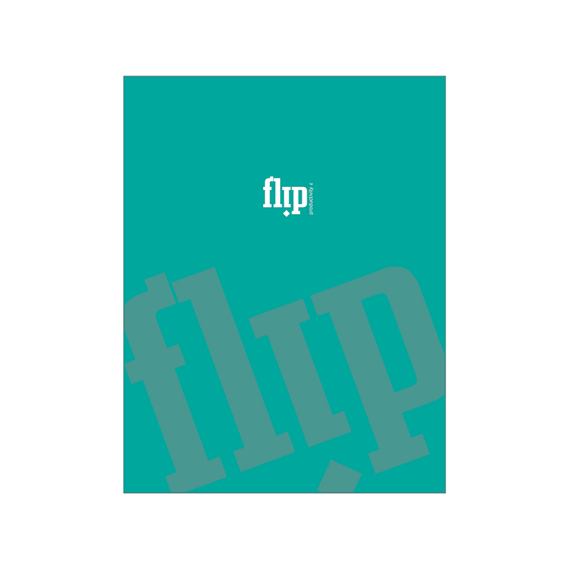 Flip Book 90 – Teal 4