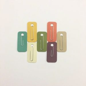 Gwen Witherspoon | Large Paper Flip Clips