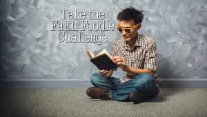 God Stalkers | Faith Foodie Challenge