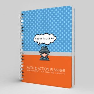 Gwen Witherspoon | God Stalkers Faith & Action Planner
